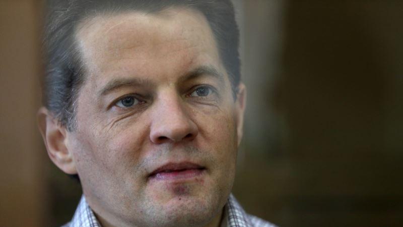 Сущенко приговорили к 12 годам колонии строгого режима