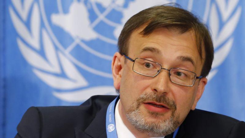 Украина просит ООН обеспечить доступ врачей к политузникам в России и Крыму