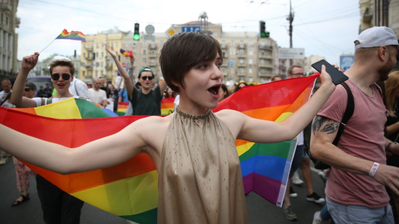 Полиция Киева: всех задержанных во время «Марша равенства» – отпустили