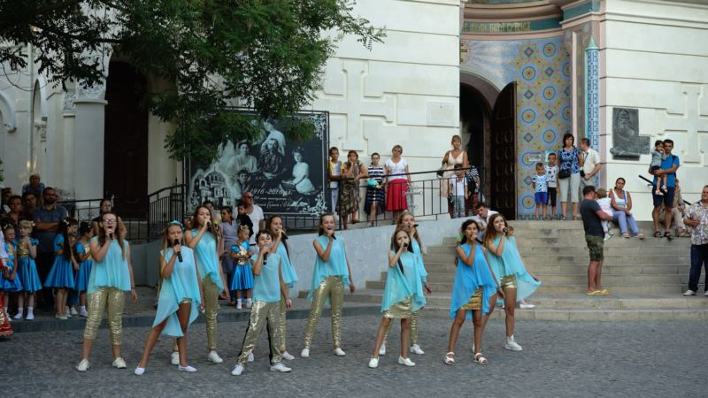 В Евпатории после реконструкции открыли часть «Малого Иерусалима» (+ фото)
