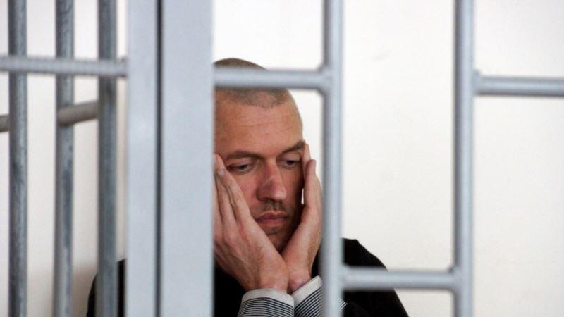 В России объявил голодовку еще один украинский политзаключенный