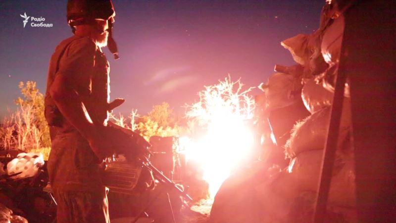 Животных – под прицел. Как боевики провоцируют военных на Донбассе (видео)