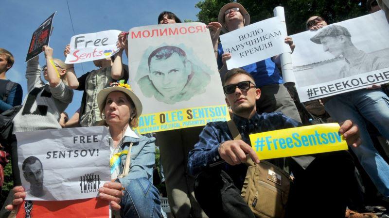 Украинский дипломат призвал Австрию «поднять вопрос Сенцова» накануне приезда Путина