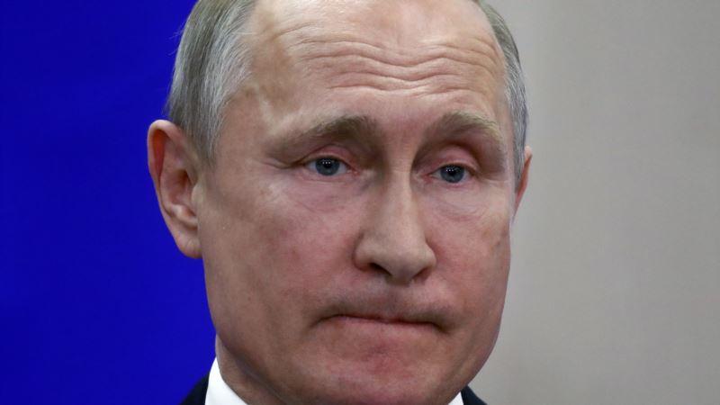 Путин считает, что «не может быть» условий возвращения Крыма Украине