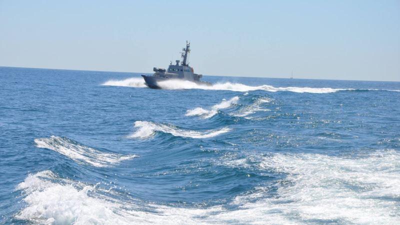 «Госгидрография» закрыла несколько участков в Азовском и Черном морях из-за стрельб