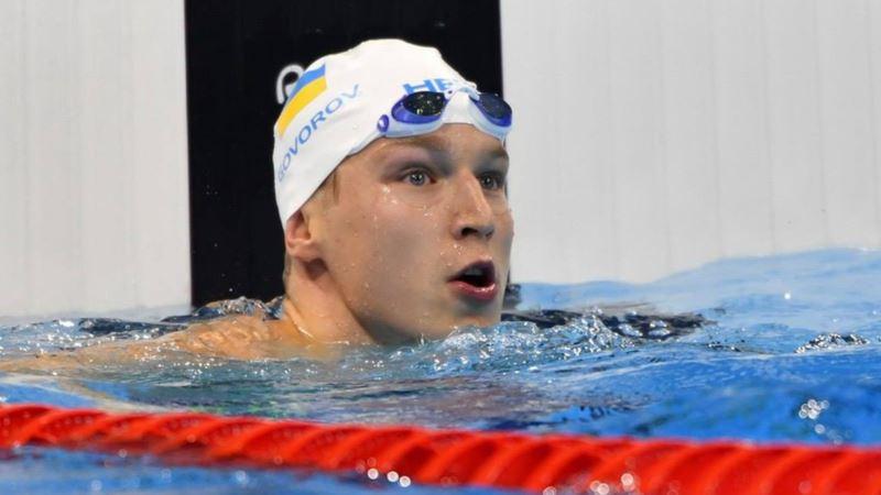 Украинский пловец из Севастополя победил на соревнованиях во Франции