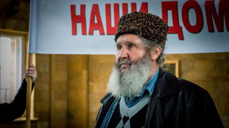 В крымском СИЗО ухудшилось состояние арестованного активиста «поляны протеста» – адвокат