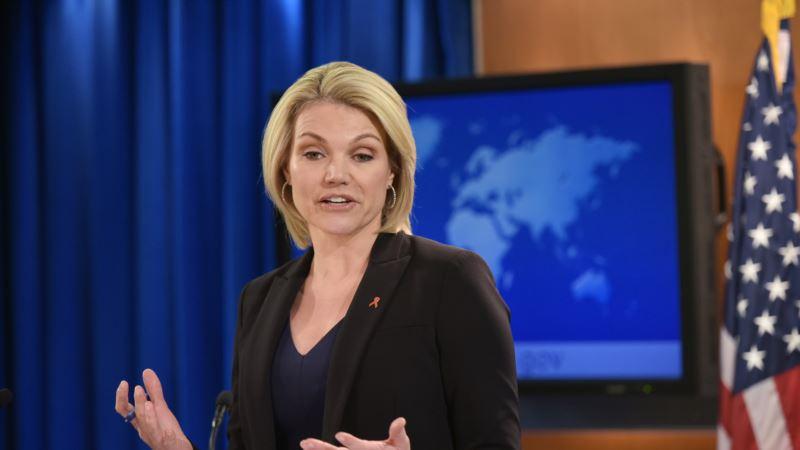 Госдепартамент США призвал Россию освободить политузников