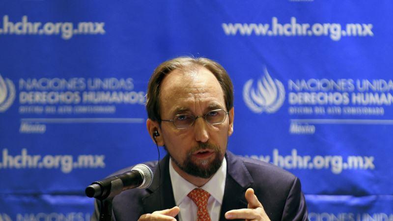 Верховный комиссар ООН сожалеет, что Россия не пускает в Крым его представителей