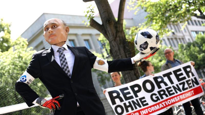 В России в условиях бойкота стартует Чемпионат мира по футболу