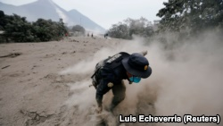 Гватемала: 69 человек погибли в результате извержения вулкана
