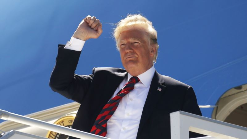 Трамп продлил санкции США против представителей власти Беларуси