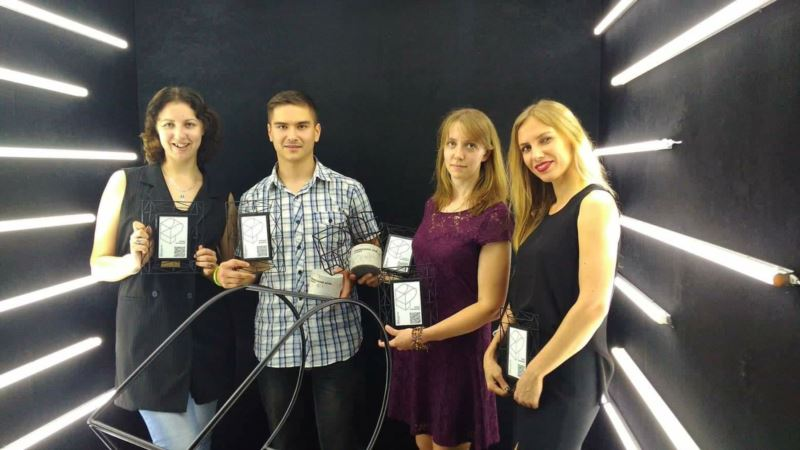 Радіо Свобода получило 6 наград конкурса Presszvanie