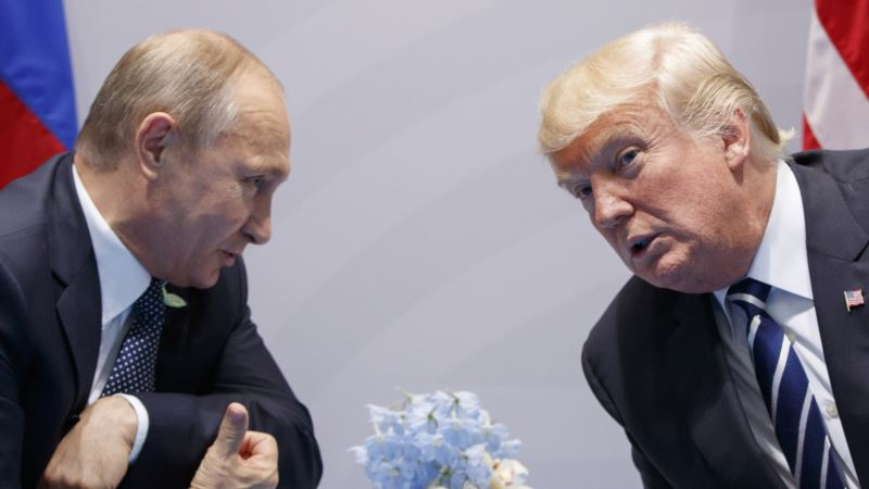 Трамп и Путин встретятся в Хельсинки 16 июля – Белый дом
