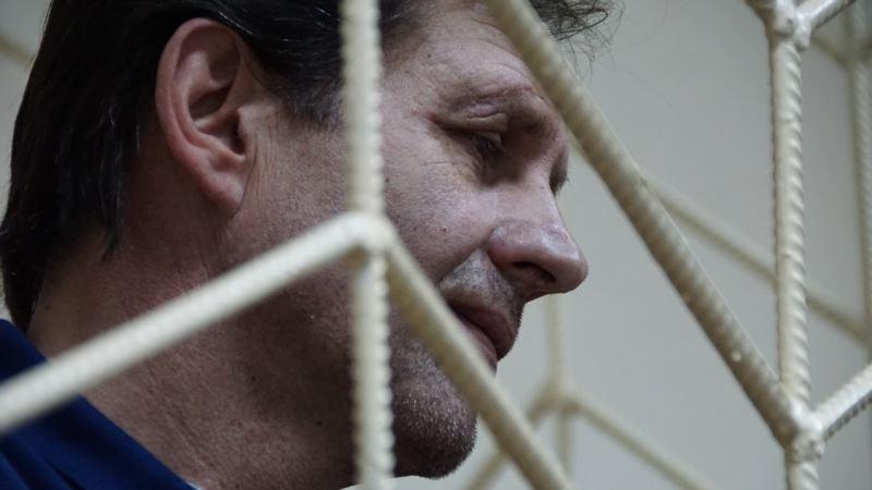 За голодающим в крымском СИЗО украинским активистом установили видеонаблюдение – Чийгоз