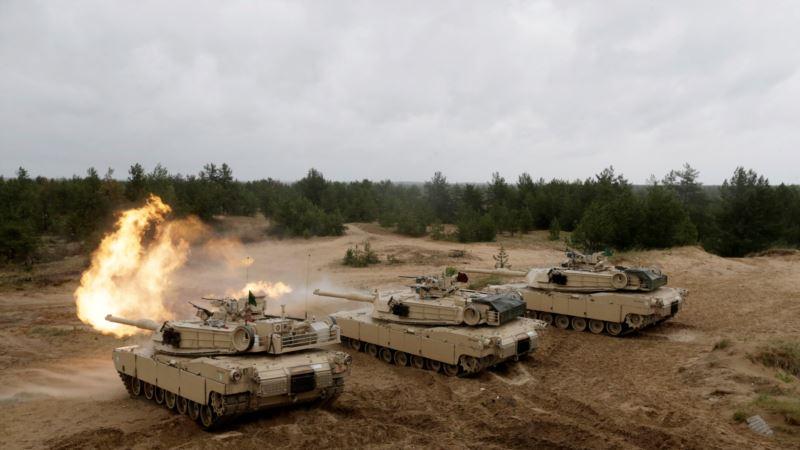 В Польше и странах Балтии стартуют военные учения НАТО