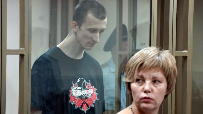 Кольченко о своей голодовке: «Буду держаться, пока здоровья хватит»