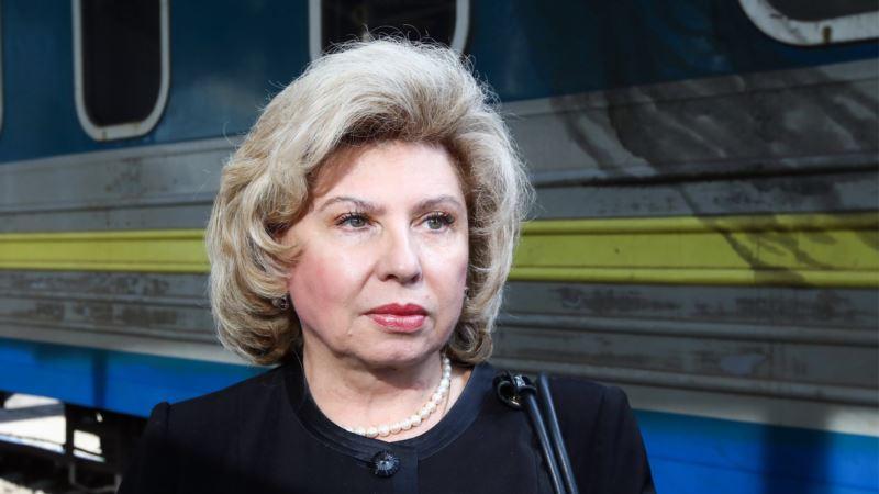 Москалькова заявила, что не видит угрозы смерти голодающего Сенцова