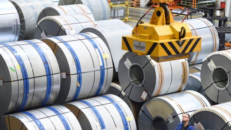 В ЕС обещают обратиться в ВТО из-за введения США пошлин на сталь и алюминий