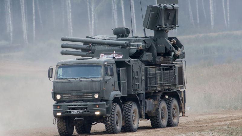 В Крым намерены перебросить дивизион «Панцирь-С1» – СМИ