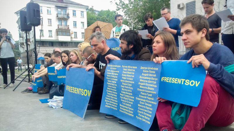 Посольство России в Киеве будут пикетировать с требованием свободы политузникам