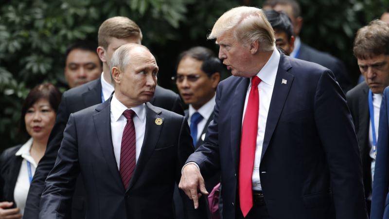 Трамп и Путин могут встретиться в Хельсинки – СМИ