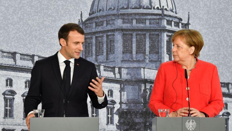 Франция и Германия предлагают формировать бюджет еврозоны