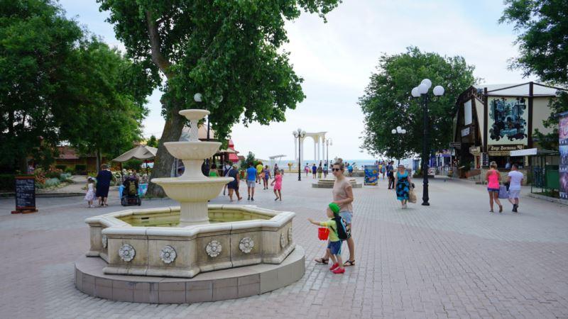 Евпатория и российский Санкт-Петербург подписали соглашение о сотрудничестве