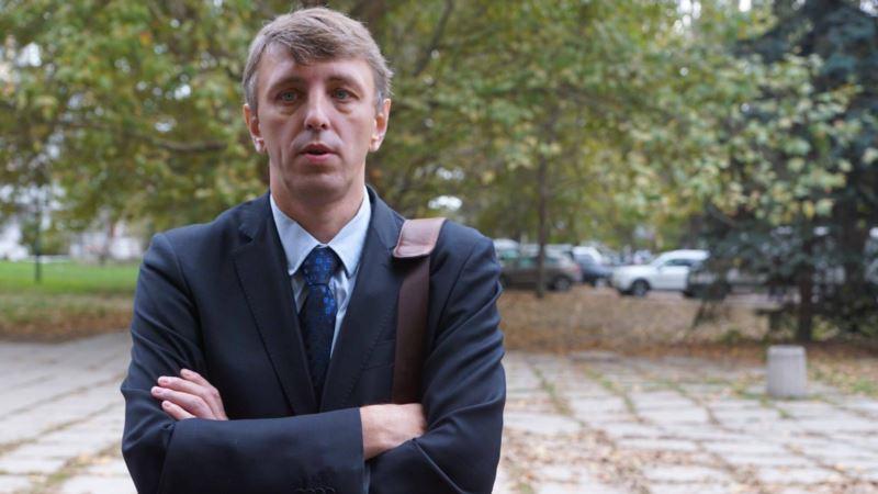 Адвокат журналиста Назимова обжаловал решение судьи удалить его из процесса