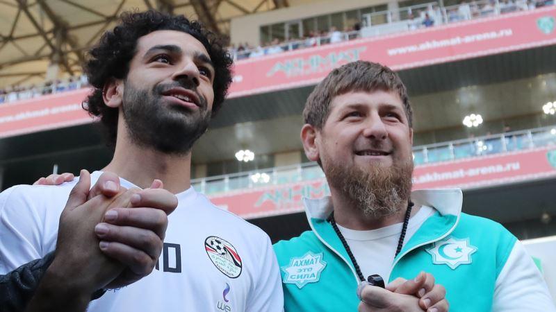 CNN: футболист Салах может покинуть сборную Египта из-за Кадырова