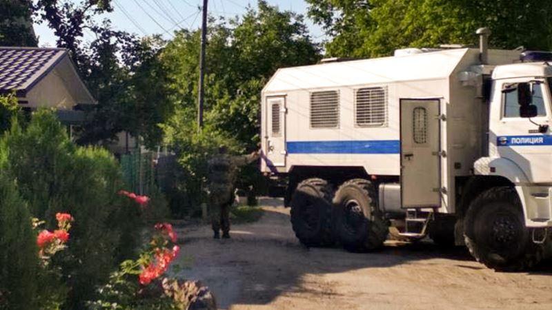 В Старом Крыму задержали мужчину, его обвиняют в экстремизме – «Крымская солидарность»