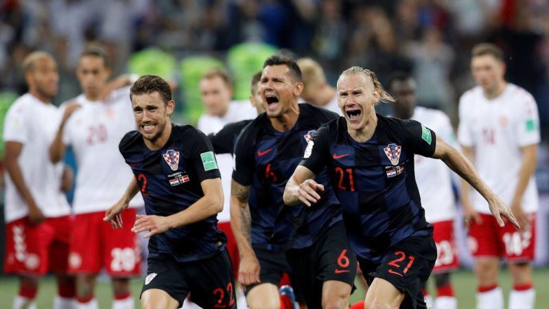 Хорватский футболист подтвердил отсутствие политики в его словах в поддержку Украины