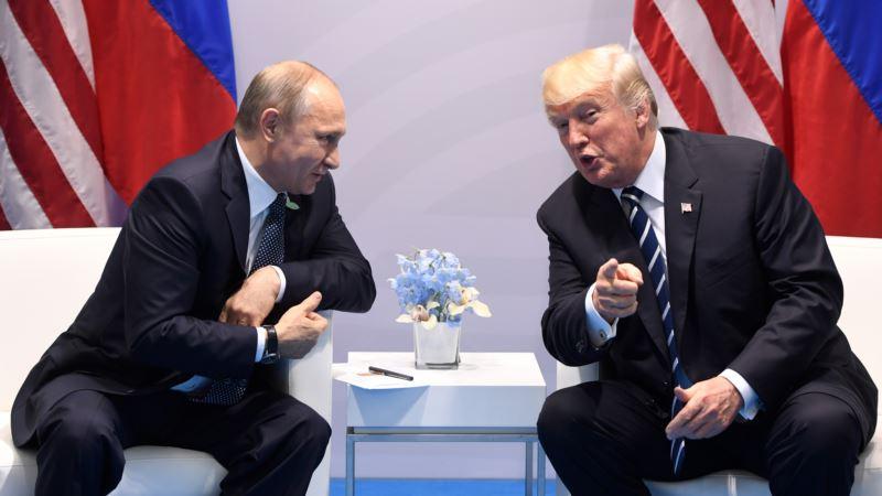 В Хельсинки состоится первый саммит Трампа и Путина