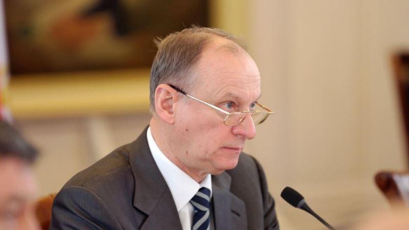 Секретарь Совбеза России объявил о высоком уровне коррупции в Крыму