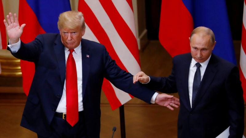 Белый дом: Трамп инициирует новую встречу с Путиным