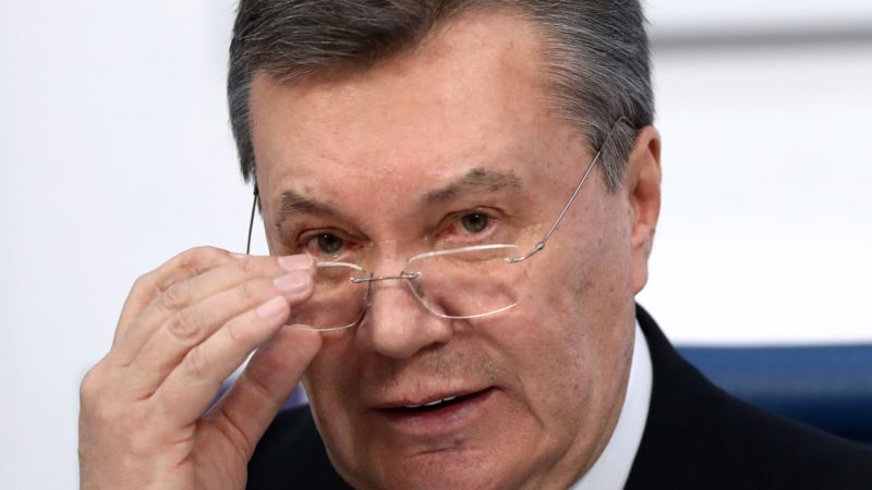Суд в Киеве допрашивает экс-начальника охраны Януковича по видеосвязи из Крыма