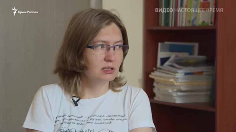 Сестра Сенцова: получаю информацию о его состоянии от адвоката (+видео)