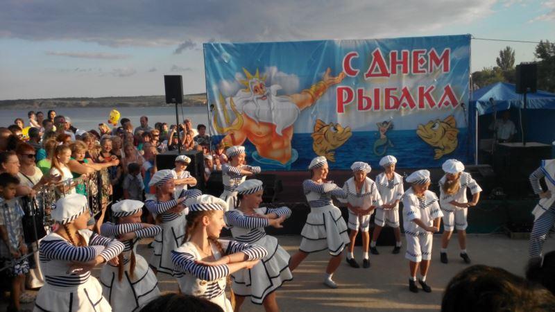 В Керчи запретили продажу алкоголя во время празднования Дня рыбака