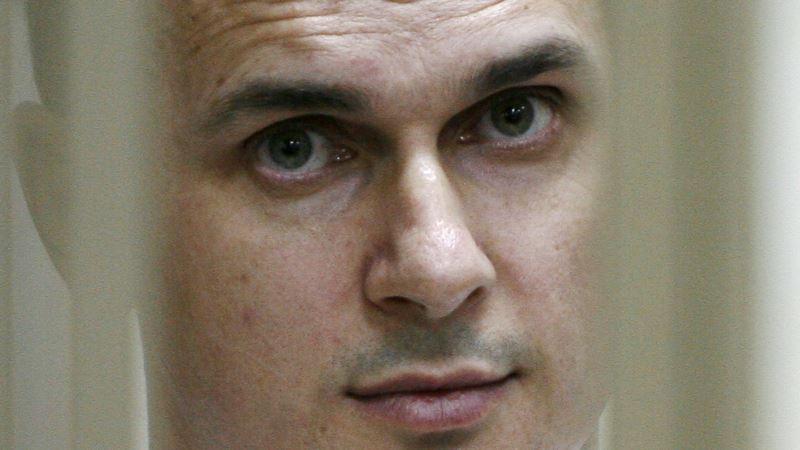 Сестра Сенцова: «Олег очень постарел и похудел»