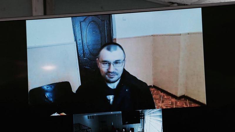 В России ухудшилось состояние голодающего фигуранта ялтинского «дела Хизб ут-Тахрир» – Денисова
