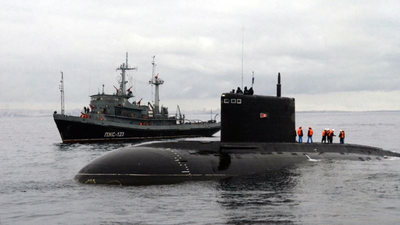 Черноморский флот России рапортует о пополнении из 2,5 тысяч призывников