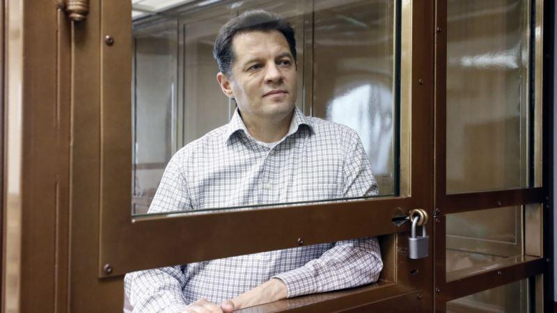 Украинский консул посетил Романа Сущенко в московской тюрьме