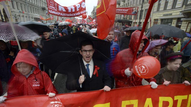 Госдума поддержала штрафы за «злоупотребление правом на митинги»