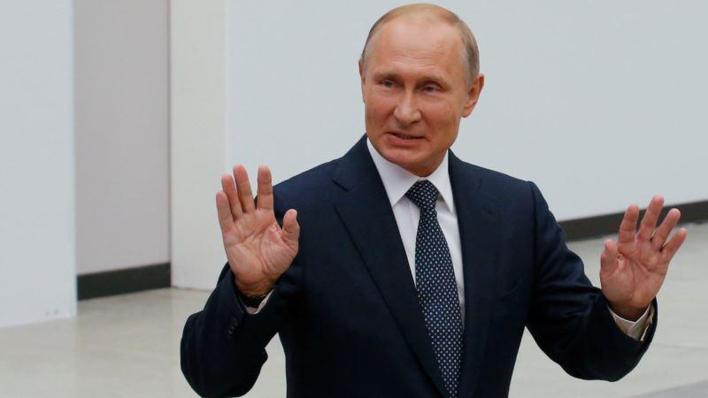 Путин продлил действие продовольственных контрсанкций до 2019 года