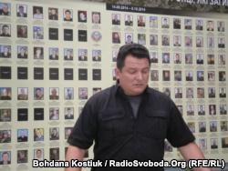 Волонтер Павел Нетесов, координатор проекта