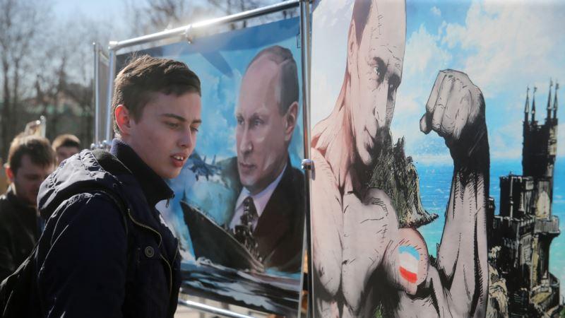 Крымчан научат жить в «родной гавани»