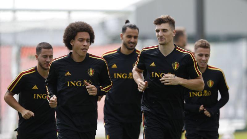 Сборная Бельгии стала бронзовым призером ЧМ-2018