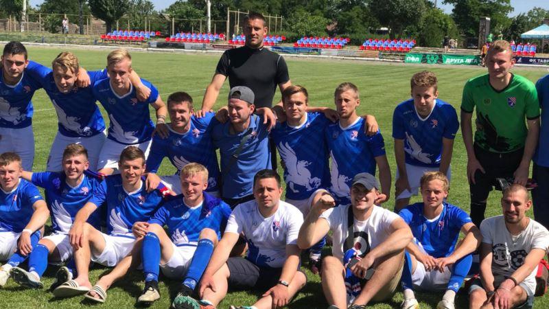 Кубок Украины: «Таврия» примет «Чайку»
