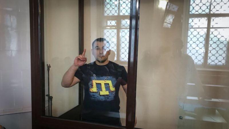 Симферополь: суд снял с рассмотрения жалобу подозреваемого в пропаганде экстремизма Рамазанова