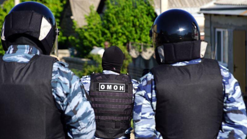 Обыски в Курском. Двух подростков увезли в управление полиции – «Крымская солидарность»